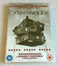 The Cabin In The Woods (DVD, 2012)