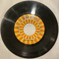 """1970 Northern Soul THE THREE DEGREES """"MAYBE / COLLAGE"""" 45 rpm ROULETTE R-7079 V+"""