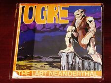ogre : The Last homme de Néandertal - Édition Limitée CD 2014 Minotauro Recs M