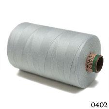 Amann 100% Polyester Core-Spun Sewing Thread Sabac 80 1000M Color 402 Light Blue