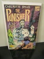 Punisher -Eye for an Eye-Jim Lee MARVEL BAGGED BOARDED~