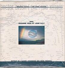 HECTOR ZAZOU suzanne vega JOHN CALE the long voyage CD SINGLE neuf