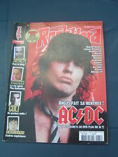 ROCK HARD 2007 71 AC/DC SLAYER AGUA DE ANNIQUE THE GATHERING CULT OCEANSIZE