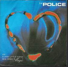 "45 TOURS / 7"" SINGLE--THE POLICE--EVERY LITTLE THING SHE DOES IS MAGIC--1981"