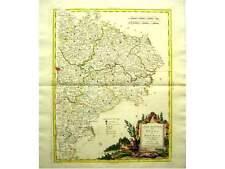 1 Orig altkolor.Kupferstichk v Zatta 1779 OSTBÖHMEN