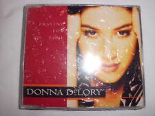 DONNA DE LORY Praying For Love Pop/Singer/Songwriter Maxi CD 4 Tracks RAR+NEU!!!