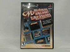 Midway Arcade Treasures *With Manual* (Sony PlayStation 2, 2003)