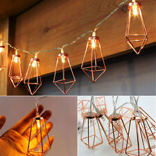 10 LED Christmas Wedding Xmas Outdoor Fairy String Light Lamp Party Home Decor