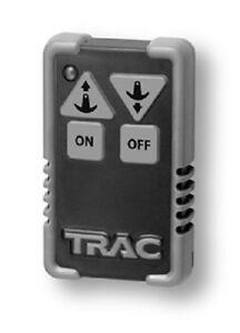 TRAC Anchor Winch Wireless Remote Switch - T10216