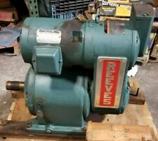 New Reliance 3 Hp Reeves Drive 385 Vac 3841 Ratio 6834 Rpm Size 233 V2g 22