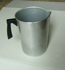 Aluminum 4 Pounds Pouring Pot For Melting Wax Candle & Soap Making # 26