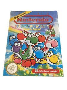 Club Nintendo - Der Comic - Super Mario World 2 - Yoshis Island