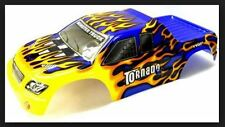 08301 RC 1/8 Scale Monster Truck Body Shell Cover HSP V2 Cut