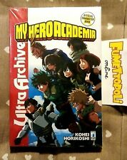 ULTRA ARCHIVE MY HERO ACADEMIA Official Character Book 1^ ed. Star Comics NUOVO