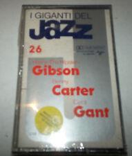 Giants of Jazz 26 Gibson, Carter, Gant -SEALED