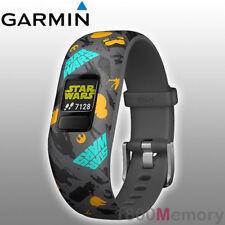 Garmin vivofit Jr. 2 Star Wars Resistance Fitness Activity Tracker, One Size - Black