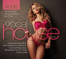 CD Vocal House von Various Artists 4CDs