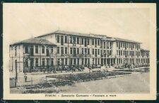 Rimini Città Sanatorio Comasco cartolina QT3588