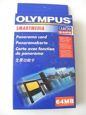 64MB Smartmedia Card ( 64 MB SM Card ) OLYMPUS Neu