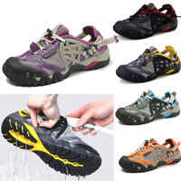 Mens Women Outdoor Water River Sports Shoes Trail Hiking QUICK-DRY Sandal 11 12