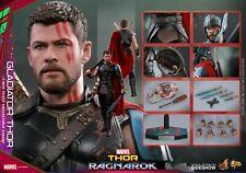 ! listo! Hot Toys MMS445 Thor: Ragnarok 1/6 Gladiador Chris Hemsworth Deluxe