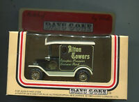 Lledo Days Gone 1986 Delivery Van  Alton Towers    die cast MIB