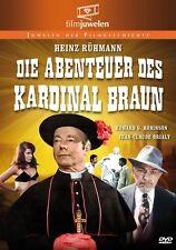 Die Abenteuer des Kardinal Braun - Heinz Rühmann als Pater Brown - Filmjuwelen