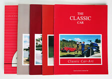 Classic Car Club of America; The Classic Car Magazine, Full Year 5 issues, 1994