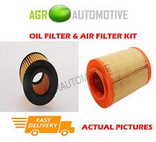 DIESEL SERVICE KIT OIL AIR FILTER FOR ALFA ROMEO 159 1.9 120 BHP 2005-11