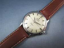 Vintage Omega Geneve Stainless Steel Automatic Mens Watch 24J 552 1962 14702-61