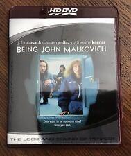 Being John Malkovich (Hd-Dvd, 2007) John Cusack Cameron Diaz