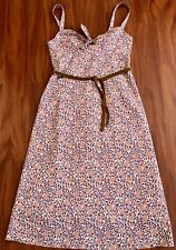 Zimmerman Women's Summer Dress Size 1 (AU 8) Worn Once