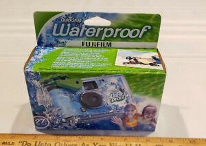 Fujifilm Quick Snap Waterproof 27 exposure Film 35mm Camera 800 film Photo