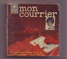 marabout flash - mon courrier - complet - bon etat interieur -
