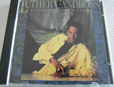Luther Vandross - Give Me The Reason ( CD Album 1986 ) Used very good