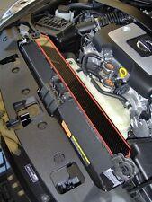 370Z 09-16 CARBON FIBER RADIATOR FAN SHROUD COVER