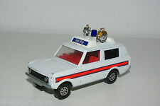 CORGI TOYS 461 VIGILANT RANGE ROVER POLITIE DUTCH POLICE NEAR MINT CONDITION