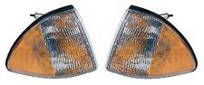 Fits 87 88 89 90 91 92 93 Ford Mustang Cornerlight Pair Set Both NEW Cornerlamp