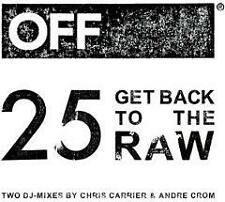 OFF025 - Get Back to the Raw - Various - 2 CD - Neu / OVP