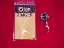 Loon Chrome Deluxe Zinger Great New Fishing Fly Fishing