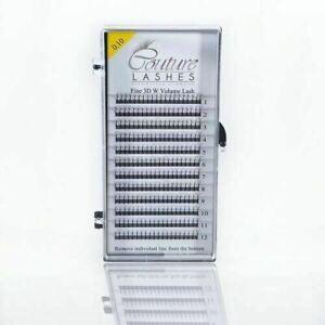 Couture Pre Made Volume Fan lashes - Semi Permanent Russian Lashes
