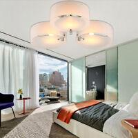 Modern LED Ceiling Lights Chandelier Acrylic Lamp Kitchen Bed Living Room Light