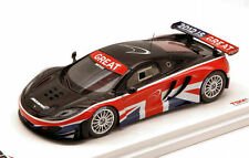 McLaren MP4-12C GT3, Button 2013 Goodwood Cars, TrueScale TSM134325 Resin 1/43