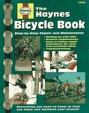 The Haynes Bicycle Book repair maintenance troubleshooting 10100