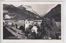 AK Schnepfau im Bregenzerwald, Foto-AK 1940