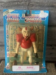 Vintage Sport Freaks Toy Action Figure