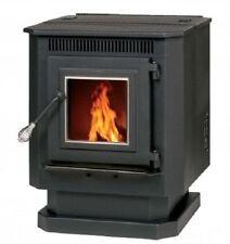 Summers Heat-Englander Stove Works Pellet Stove 55-SHP10 1500 sq/ft 40lb Hopper