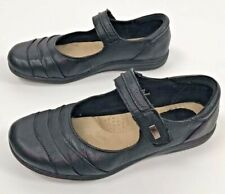 Earth Origins by Earth Women's Mary Jane Black Leather Shoes - Size 7M