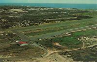 Postcard Provincetown Airport Cape Cod Massachusetts