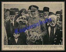 Kplt. Mücke Kaiserliche Marine Emden Uniform Orden Anatolische Bahn Osmanen 1915